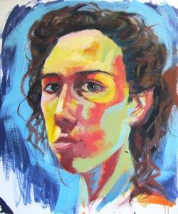 Selft portrait